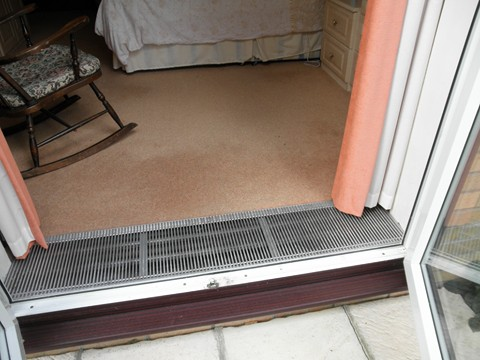 Conservatory/Domestic Trench Heating Cambridge